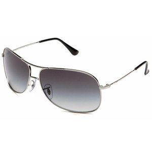 Ray-Ban Men's Sunglasses W/Grey Gradient Lens